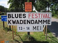 Kwadendamme Blues Town
