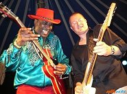 Eddy The Chief Clearwater & Boogie Mike